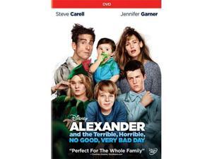 ALEXANDER & THE TERRIBLE HORRIBLE NO GOOD VERY BAD DAY (DVD)
