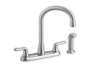 AMERICAN STANDARD 4275551.002 Kitchen Faucet, 2.2 gpm, 7-3/4In Spout