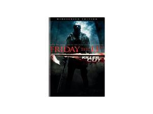 FRIDAY THE 13TH (2009/DVD/R-RATED/EXTENDED KILLER CUT/WS/DC)