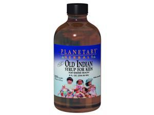Planetary Herbals, Old Indian Syrup for Kids Cherry 8 fl oz