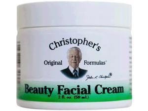 Christopher's Original Formulas, Beauty Facial Cream 2 fl oz
