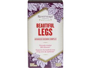 Beautiful Legs w/ Diosmin & Resveratrol - Reserveage - 30 - VegCap