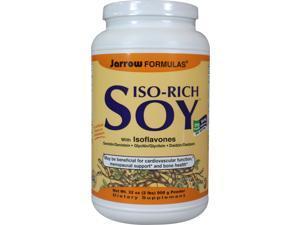Iso-Rich Soy - Jarrow Formulas - 2 lbs - Powder