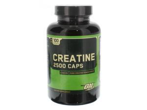 Creatine 2500 - Optimum Nutrition - 100 - Capsule