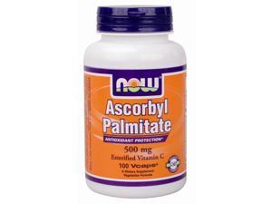 Ascorbyl Palmitate 500mg - Now Foods - 100 - VegCap
