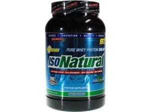 ALLMAX Nutrition, IsoNatural Original 2lbs