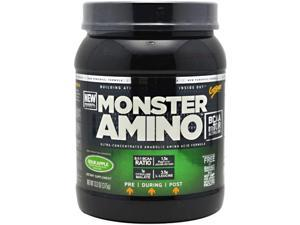 Monster Amino Bcaa Sour Apple 13.2 oz