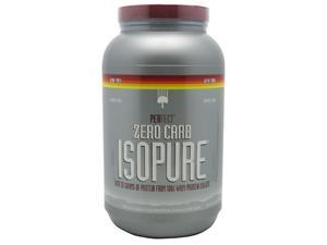 Zero Carb  Isopure - Alpine Punch - Nature's Best - 3 lbs - Powder