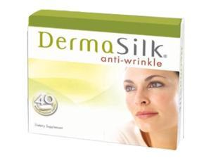 Biotech Corporation, DermaSilk Anti-Wrinkle 40 Caplets