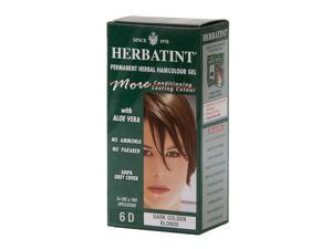 Herbatint Herbatint Permanent Herbal Haircolour Gel 6D Dark Golden Blonde 135 ml