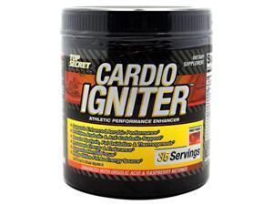Top Secret Nutrition Cardio Igniter Fruit Punch 35 Servings