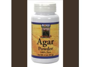 NOW? Real Food - Agar Powder - 2 oz (57 Grams) by NOW