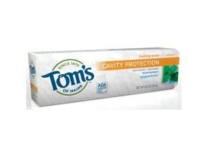 Toothpaste-Cavity Protection Peppermint Baking Soda With Fluoride - Tom's Of Maine - 5.5 oz - Paste