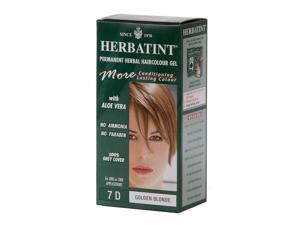 Herbatint Herbatint Permanent Herbal Haircolour Gel 7D Golden Blonde 135 ml