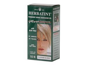 Herbatint Herbatint Permanent Herbal Haircolour Gel 10N Platinum Blonde 135 ml