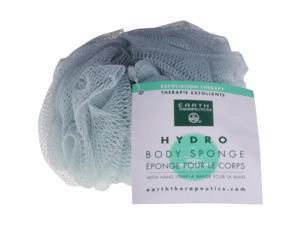 Earth Therapeutics Hydro Body Sponge with Hand Strap Blue 1 Sponge