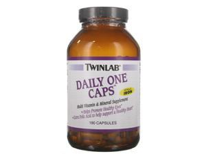 Twinlab, Daily One No Iron 180 Capsules