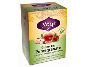 Yogi Green Tea Pomegranate Tea 16 Tea Bags