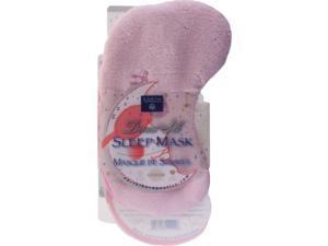 Earth Therapeutics Dream Silk Sleep Mask Pink 1 Mask