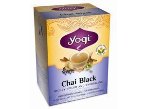 Yogi Chai Black Tea 16 Tea Bags