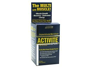 Activite, The Multi with Muscle, 120 Tablets, From MHP