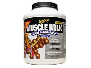 CytoSport Collegiate Muscle Milk Cookies 'N Creme 5.29 lbs (2400 g)