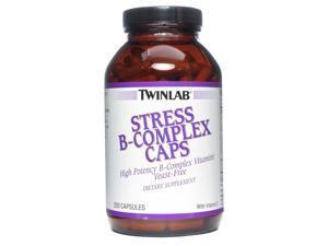Twinlab, Stress B-Complex 250 Capsules