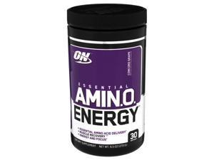 Essential Amino Energy, Concord Grape, 270gm, From Optimum