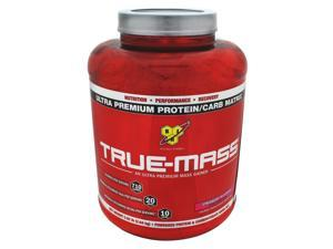 True-Mass, STRAWBERRY, 5.75 lbs, True Mass, From BSN