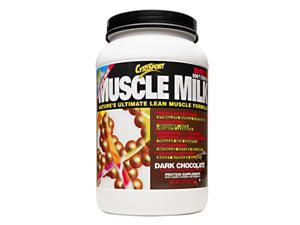 Muscle Milk Dark Chocolate, 2.4 lb, From Cytosport