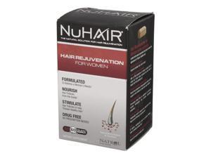 Natrol NuHair Rejuvenation for Women 60 Tablets