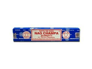 Sai Baba Nag Champa Agarbatti Incense 15 Grams