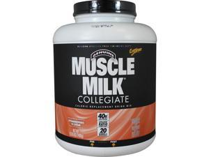 CytoSport Collegiate Muscle Milk Strawberry Milkshake 5.29 lbs (2400 g)