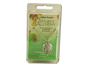 Nature's Alchemy Oriental Dome Diffuser Pendant Necklace 1 Necklace