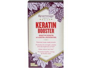 Keratin Hair  Booster - Reserveage - 60 - VegCap
