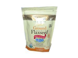 Spectrum Essentials Organic Ground Flaxseed 14 oz