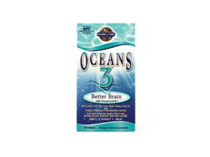 Garden of Life Oceans 3™ - Better Brain 90 gels