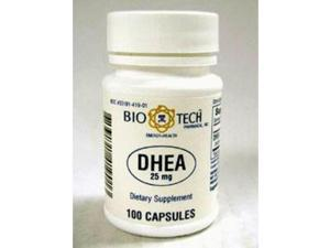 BioTech DHEA 25 mg 100 caps