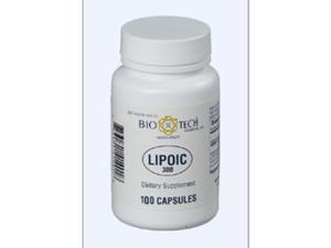 BioTech Lipoic 300 mg 100 caps