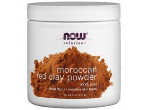 Moroccan Red Clay Powder Facial Detox 6 oz