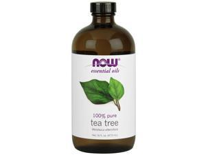 Now Foods, 100% Pure Tea Tree 16 fl oz