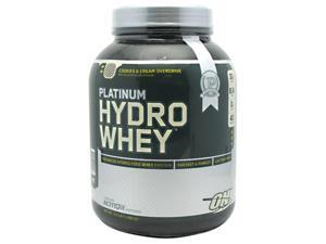 Optimum Nutrition Hydrowhey Cookies & Cream Overdrive 3.5 lbs (1590 g)