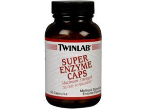 Twinlab, Super Enzyme 200 Capsules