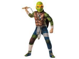 Teenage Mutant Ninja Turtles Michelangelo Mens STD