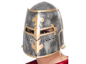 Knights Medieval Crusader Helmet