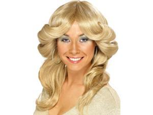 Charlies Angels Farrah Blonde Wig