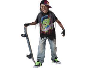 Zombie Skate Walking Dead Costume