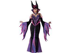 Dark Sorceress Plus Size Womens Costume