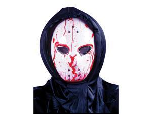 Bleeding Hockey Mask