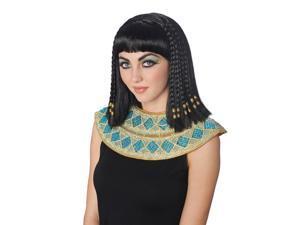 Deluxe Black Cleopatra Wig